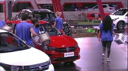 Grupo Azul é o primeiro eliminado da Prova de Resistência Cores Fiat