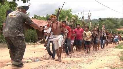 MP pede medidas urgentes para evitar invasão na área dos awa-guajá