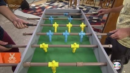 Designer ensina a fazer jogo de Totó