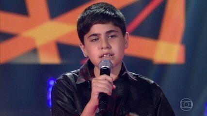 "Rodrigo Seligmann canta ""Can't Help Falling In Love"""