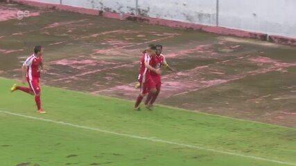 Rio Branco-AC vence Náuas na abertura do Campeonato Acreano 2019; veja os gols