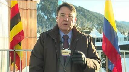 João Borges comenta discurso do presidente Bolsonaro no Fórum Econômico Mundial, na Suíça