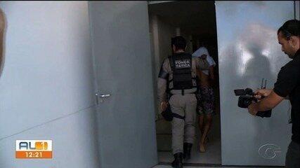 Suspeitos da morte de taxista que desapareceu em Maceió são presos