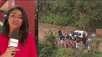 Tragédia em Brumadinho: quatro feridos já foram levados a hospital