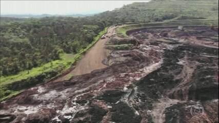 PF abre inquérito para apurar crime ambiental e contra a vida em Brumadinho