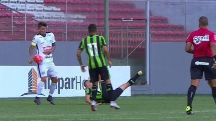 Melhores momentos de América-MG 5 x 0 Tupi-MG, pela 3ª rodada do Campeonato Mineiro