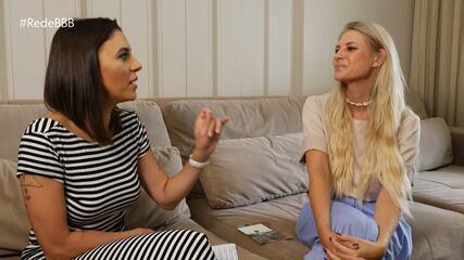 Liandra conta qual é o signo de Diego