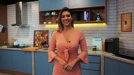 Vivian dá dica de decoração inspirada na cozinha do Almoço do Anjo