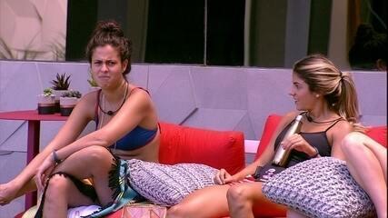 Hana sobre Alan: 'A gente não é um casal!'
