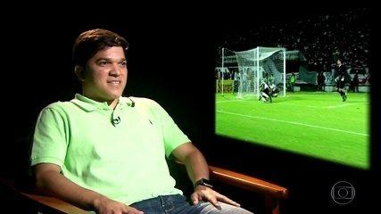 Reações: Renatinho, ídolo do Santa Cruz, frente a frente com sua história no futebol