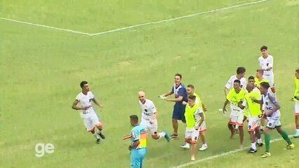 Veja alguns gols do artilheiro do Manthiqueira durante a Copinha 2019