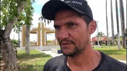 """Em Cruz do Espírito Santo, na Paraíba, Durval diz que está próximo do Sport: """"99%"""""""