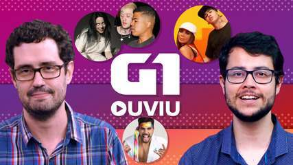 Anitta e Kevinho, Lil Peep e Fall Out Boy, Gabriel Diniz, Billie Eilish: G1 Ouviu