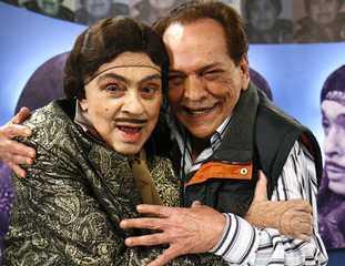 Lucio Mauro comentou sobre a amizade com Chico Anysio