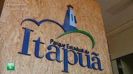 Neto Fagundes visita o Parque Estadual de Itapuã, em Viamão, no quadro De Mala e Cuia