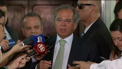 Guedes diz que o país vai ter novo regime trabalhista e previdenciário