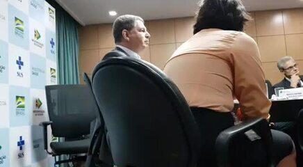 Ministro diz que 'ameaças' não vão impedir atuação federal no hospital de Bonsucesso