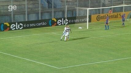 Veja os melhores momentos da vitória do Oeste por 6 a 1 sobre o Fast, pela Copa do Brasil