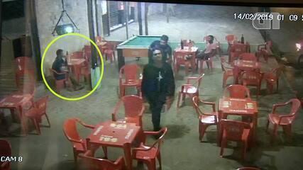 Suspeito de agredir e deixar jovem hospitalizado estava no mesmo bar que a vítima