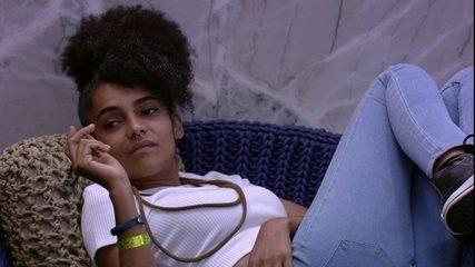 Gabriela imagina a Final do BBB19: 'Deve ser uma loucura'
