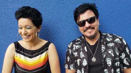 Patricia Marx e Luciano Nassyn relembram bastidores da infância no Trem da Alegria