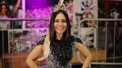 Alessandra Negrini fala sobre sua paixão pelo Carnaval de rua em São Paulo