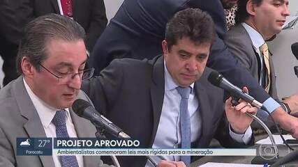 Deputados aprovam em 2º turno PL que endurece leis para mineração no estado