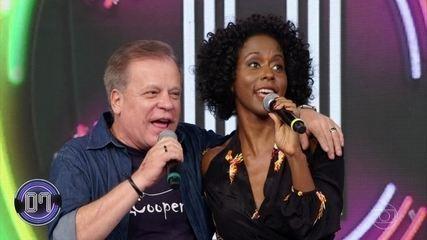 Maju Coutinho e Chico Pinheiro acertam e Marcos & Belutti vão ao palco