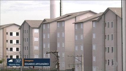 Prefeitura atrasa entrega de apartamentos em condomínio no Parque dos Búfalos