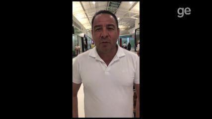"""Artur Oliveira fala sobre acerto com o Castanhal: """"Estou muito motivado"""""""