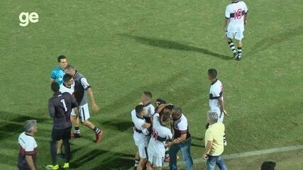 Veja os melhores momentos de Sul América 1 x 2 Rio Negro