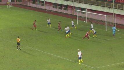 Veja os gols de São Francisco 1 x 2 Humaitá, pela 4ª rodada do 1º turno do Acreano