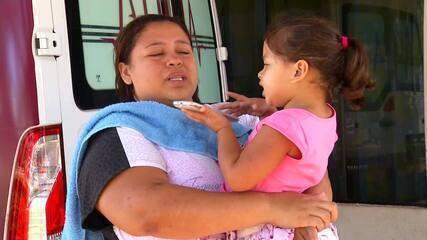 Hospital Infantil de Palmas segue com falta de médicos neste sábado (2)