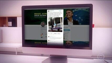 Jair Bolsonaro recebe críticas após publicar vídeo com conteúdo pornográfico