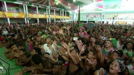 Mangueira é campeã do carnaval do Grupo Especial do Rio