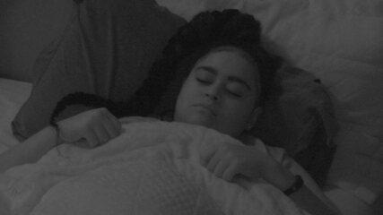 Brothers dormem na primeira noite de Rízia como Líder