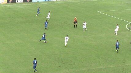 Veja os gols de Operário-PR 1x1 Londrina, pela largada do segundo turno do Paranaense