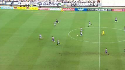 Melhores momentos: Fortaleza 0 x 0 Ceará pelo Campeonato Cearense