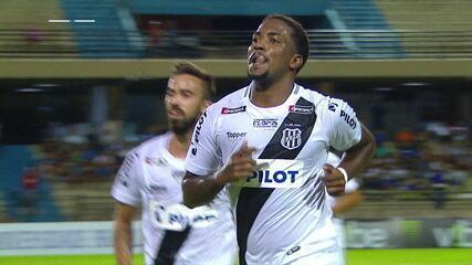Os gols de São Bento 1 x 2 Ponte Preta