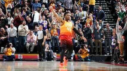 Top 10 de jogadas desta segunda-feira na NBA