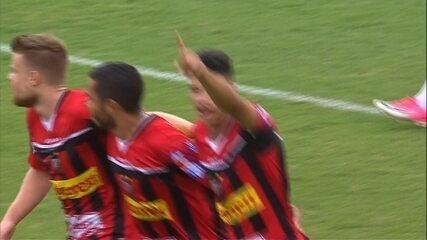 Veja os gols da partida entre Bragantino e Ituano, pelo Campeonato Paulista