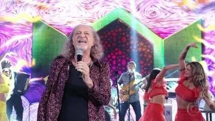Alceu Valença enlouquece a plateia com 'Anunciação'
