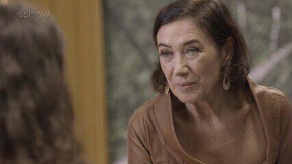 Resumo do dia - 20/03 – Valentina fala para Lourdes Maria acusar Olavo por assédio