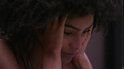 Após saída de Danrley, Gabriela revela: 'Tinha certeza que ele iria ganhar'