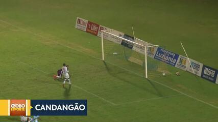 Os gols de quarta-feira do Candangão