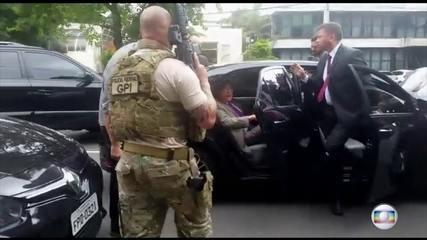 Lava Jato prende preventivamente o ex-presidente Michel Temer