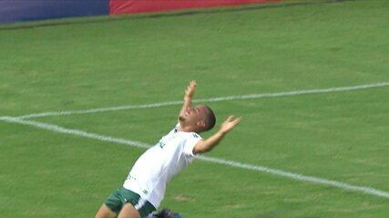 Veja o único gol de Arthur Cabral pelo Palmeiras