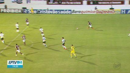 Relembre o golaço de Diogo e os lances de Ferroviária e Corinthians pelas quartas de final do Paulistão