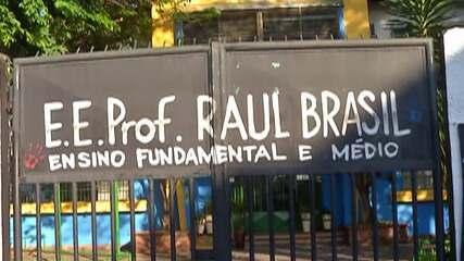 Escola Estadual Professor Raul Brasil em Suzano volta a funcionar em horário regular