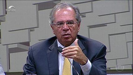 'Bola da reforma da Previdência está com o Congresso', diz Paulo Guedes